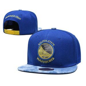 Golden State Warriors Snapback Hat Adjustable Cap